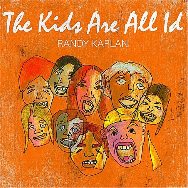 Randy Kaplan KIDS ARE ALL ID CD