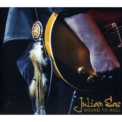 Julian Sas BOUND TO ROLL CD