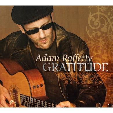 Adam Rafferty GRATITUDE CD