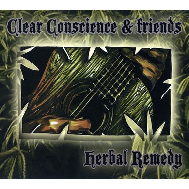 Clear Conscience and Friends HERBAL REMEDY CD