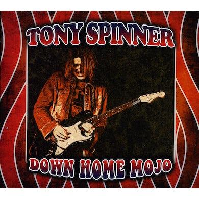 Tony Spinner DOWN HOME MOJO CD