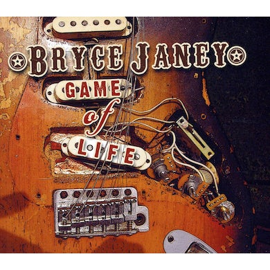 Bryce Janey GAME OF LIFE CD
