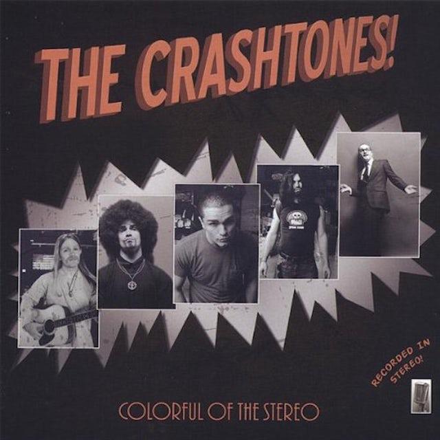 Crashtones COLORFUL OF THE STEREO CD