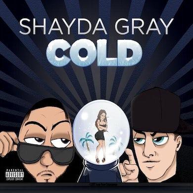 Shayda Gray COLD CD