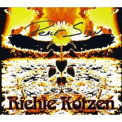 Richie Kotzen PEACE SIGN CD