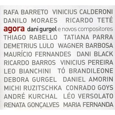 Dani Gurgel AGORA CD