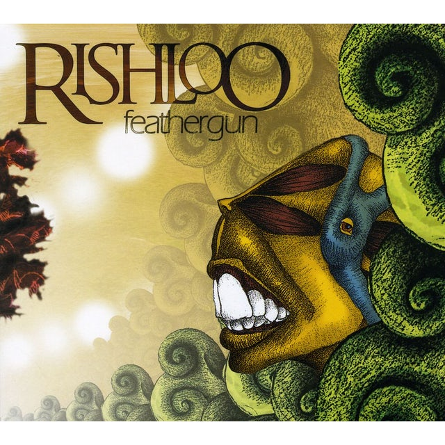 RISHLOO FEATHERGUN CD