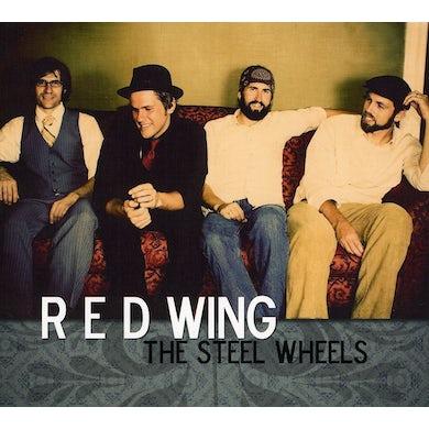 STEEL WHEELS RED WING CD