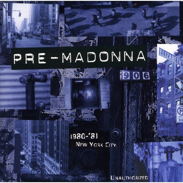 PRE MADONNA CD