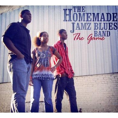 Homemade Jamz Blues Band GAME CD