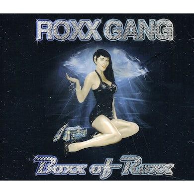 Roxx Gang BOXX OF ROXX CD