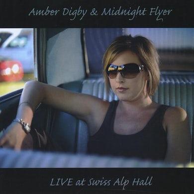 Amber Digby LIVE AT SWISS ALP DANCE HALL CD
