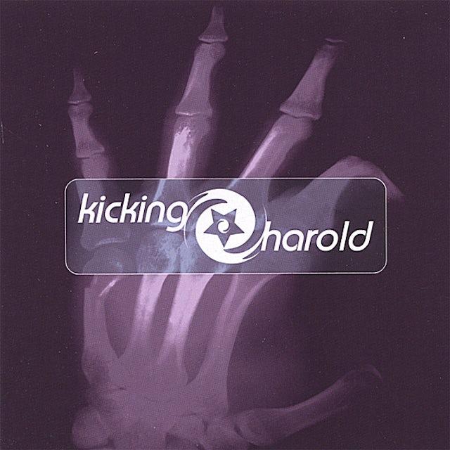 Kicking Harold SPACE AGE BREAKDOWN CD