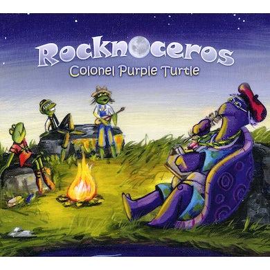 Rocknoceros COLONEL PURPLE TURTLE CD