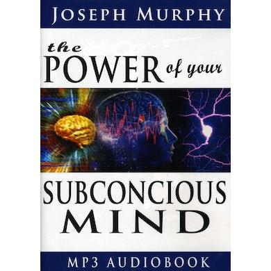 Joseph Murphy POWER OF SUBCONSCIOUS MIND CD