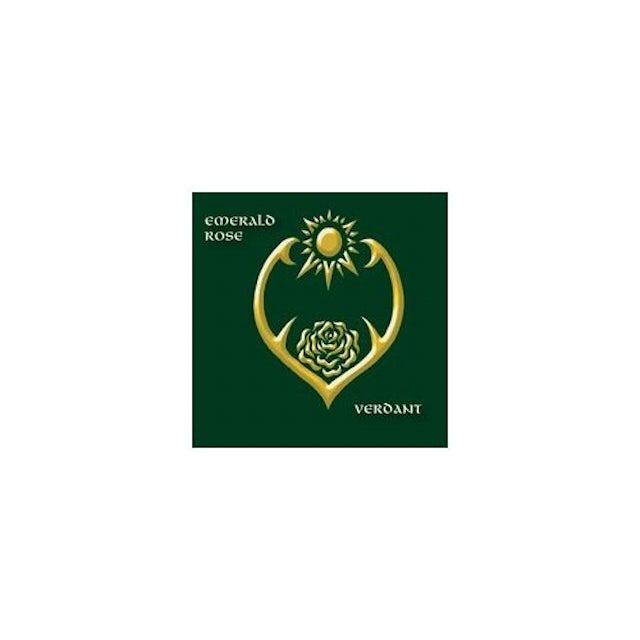 Emerald Rose VERDANT CD