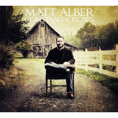 Matt Alber CONSTANT CROWS CD