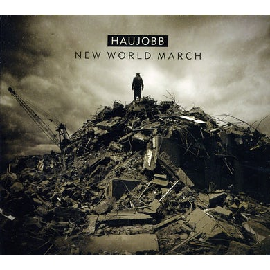 Haujobb NEW WORLD MARCH CD
