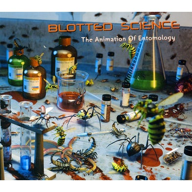 Blotted Science ANIMATION OF ENTOMOLOGY CD