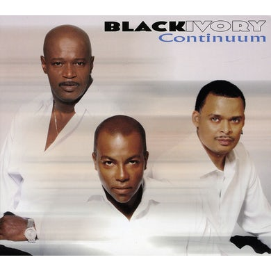 Black Ivory CONTINUUM CD