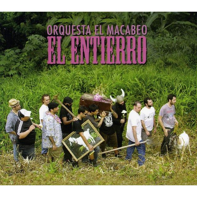 Orquesta El Macabeo EL ENTIERRO CD