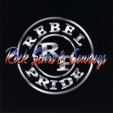 Rebel Pride ROCK STARS & COWBOYS CD