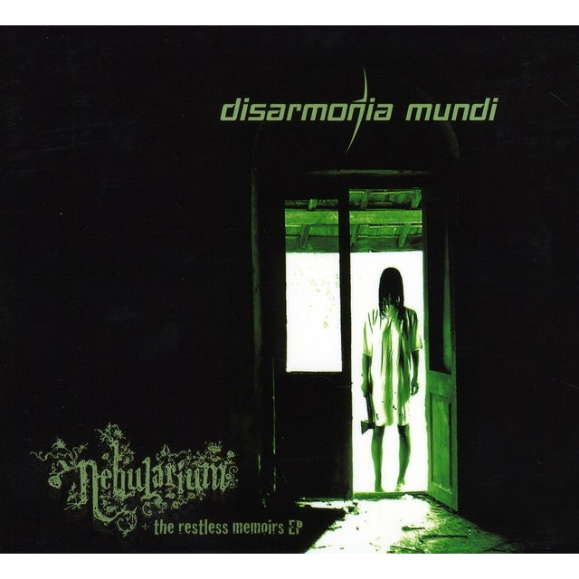 Disarmonia Mundi NEBULARIUM + THE RESTLESS MEMOIRS EP CD