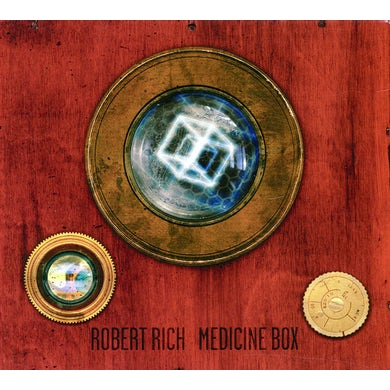 Robert Rich MEDICINE BOX CD