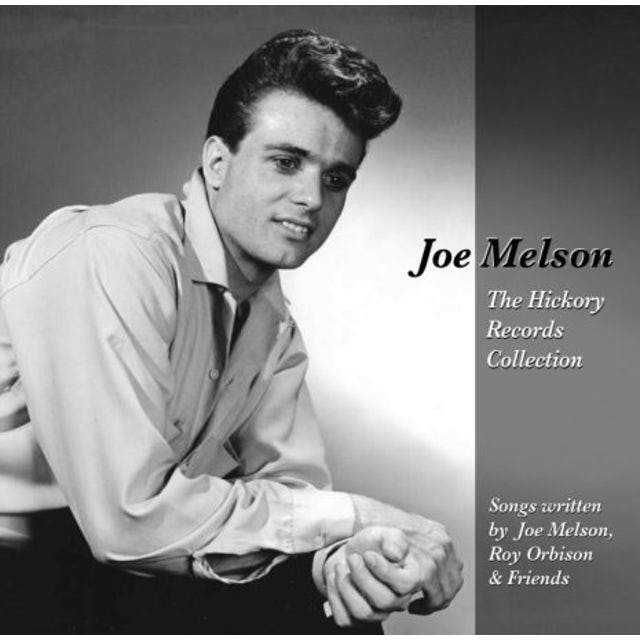 Joe Melson HICKORY RECORDS COLLECTION CD