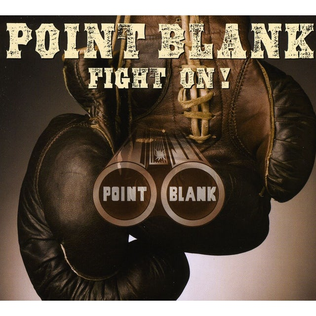 Point Blank FIGHT ON CD