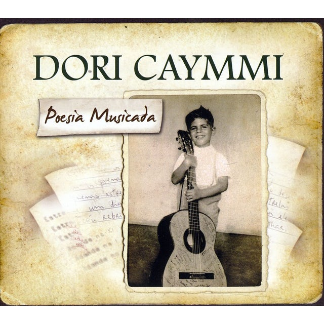 Dori Caymmi POESIA MUSICADA CD