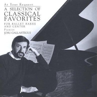 Josu Gallastegui AT YOUR REQUEST CD
