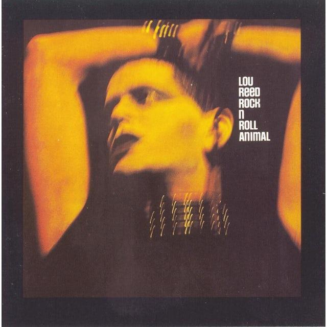 Lou Reed ROCK & ROLL ANIMAL Vinyl Record