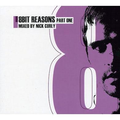 Nick Curly 8BIT REASONS PART 1 CD