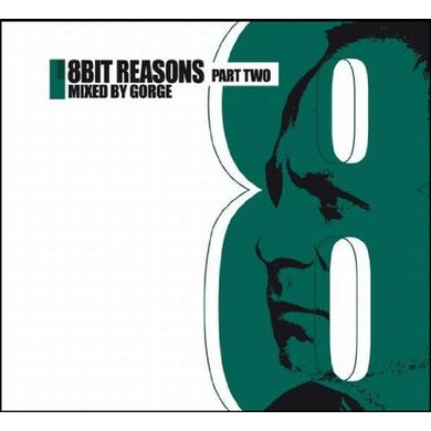 Gorge 8BIT REASONS PART 2 CD