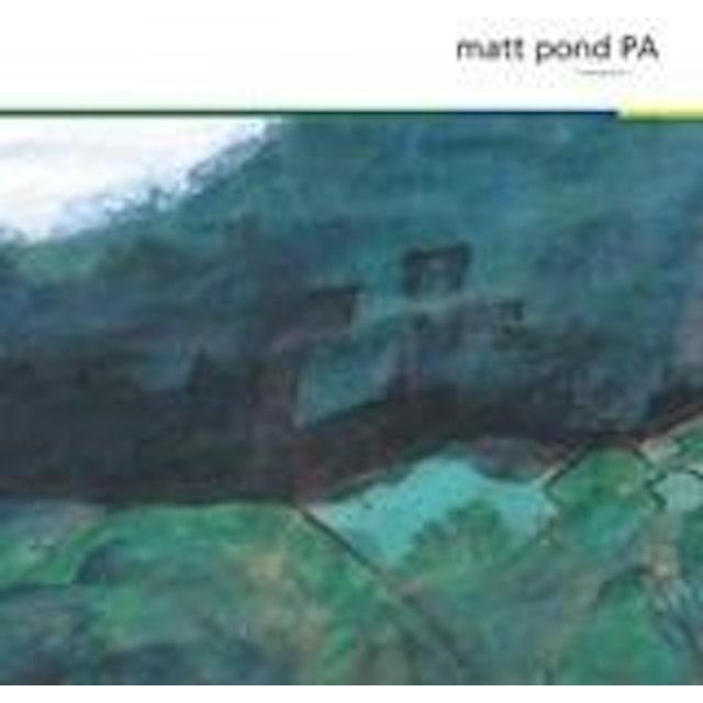 Matt Pond PA MEASURE Vinyl Record