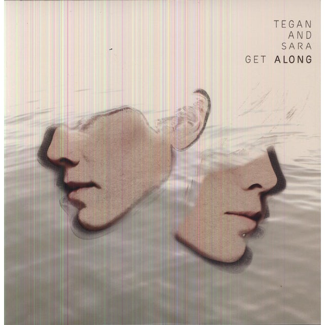 Tegan & Sara GET ALONG Vinyl Record