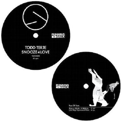 Todd Terje Digital Dubplates Vinyl Record