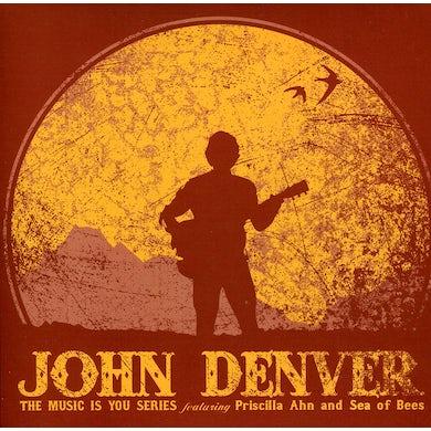 Priscilla Ahn JOHN DENVER: THE MUSIC IS YOU SERIES Vinyl Record