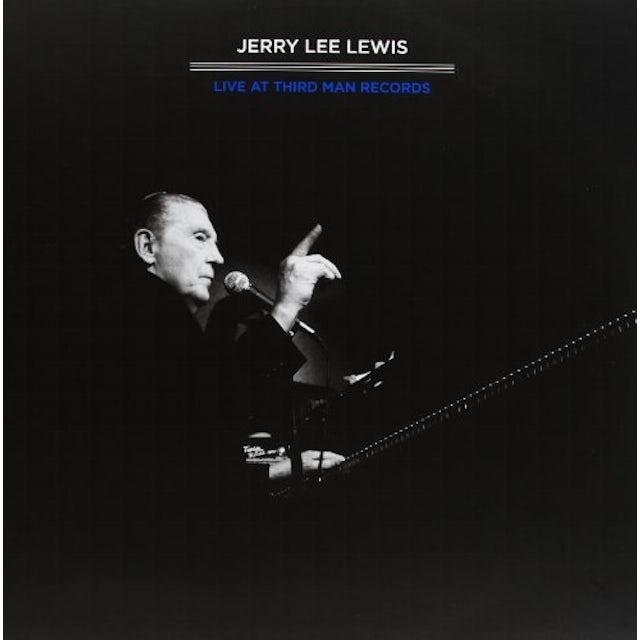 Jerry Lee Lewis THIRD MAN LIVE 04-17-2011 Vinyl Record