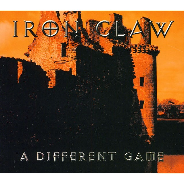 Iron Claw DIFFERENT GAME (DIG) CD