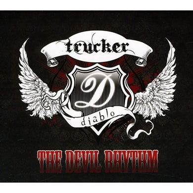 Trucker Diablo DEVIL RHYTHM CD