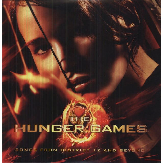 Hunger Games: Songs From District 12 & / O.S.T. HUNGER GAMES: SONGS FROM DISTRICT 12 & / Original Soundtrack Vinyl Record