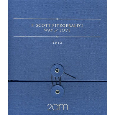 2AM F.SCOTT FITZGERALD'S WAY OF LOVE CD