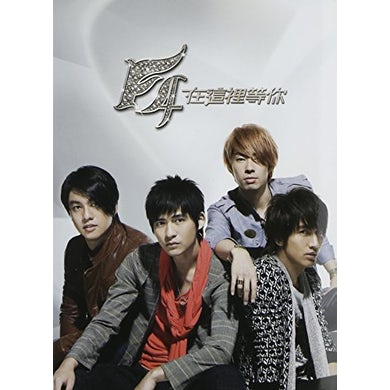 F4 WAITING FOR YOU CD