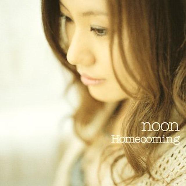noon HOMECOMING CD