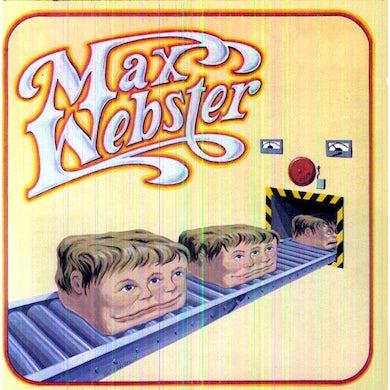 Max Webster CD