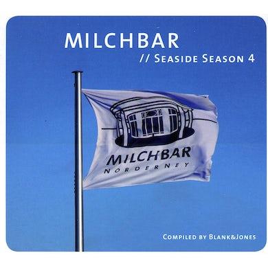 Blank & Jones MILCHBAR SEASIDE SEASON 4 CD