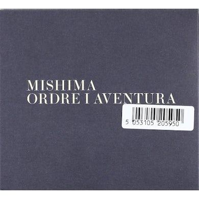 Mishima ORDRE I AVENTURA CD