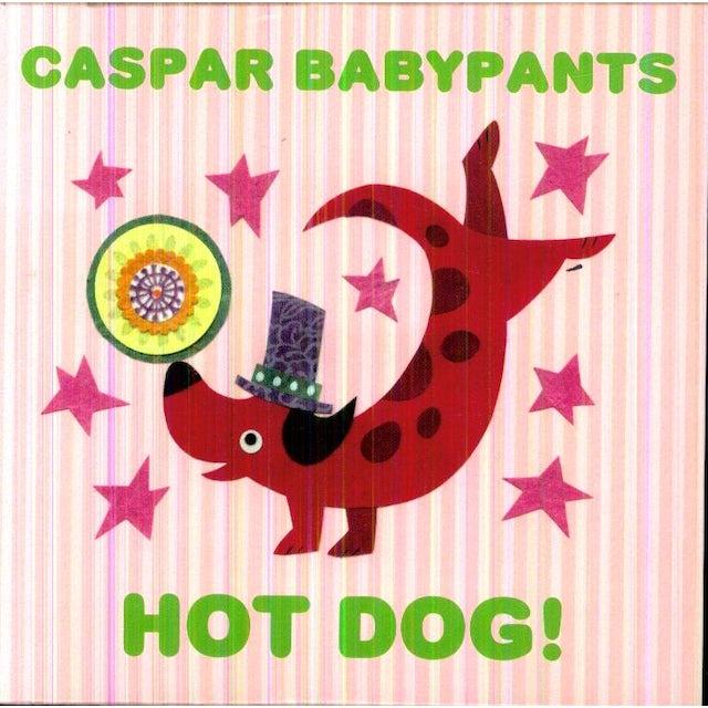 Caspar Babypants HOT DOG CD